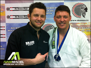 Bournemouth BJJ Open 2012